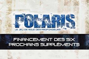 6 Suppléments pour POLARIS 3