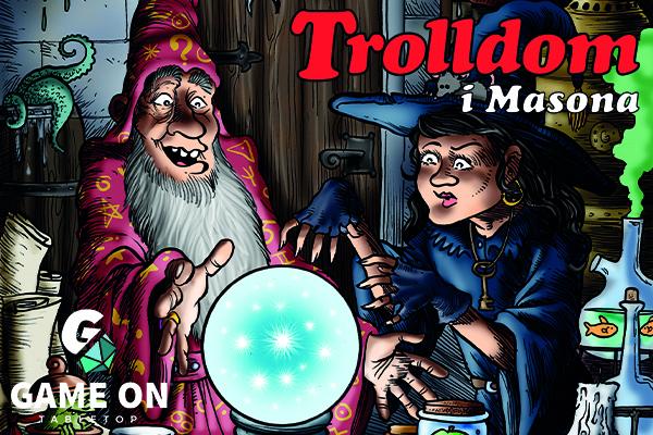 Trolldom i Masona