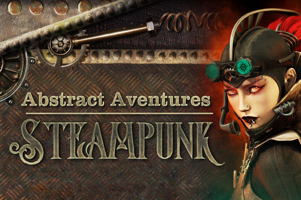 Abstract Aventures Steampunk