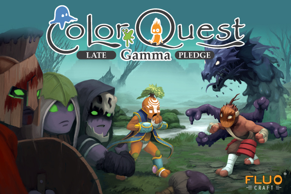 Color Quest Gamma