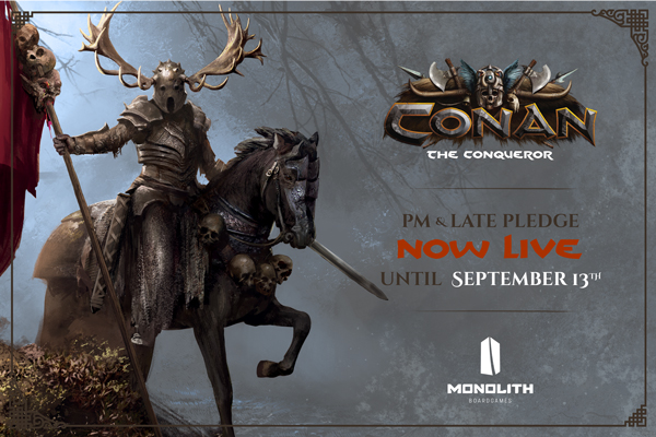 Conan the Conqueror - Adventure mode expansion
