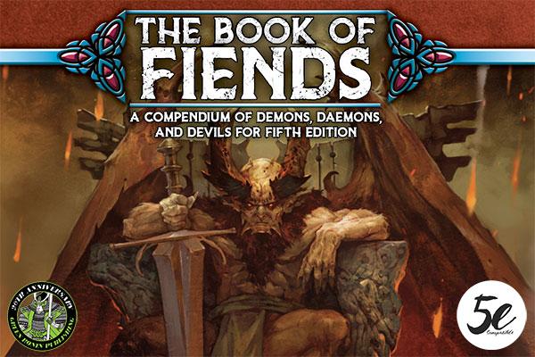 The Book of Fiends 5E