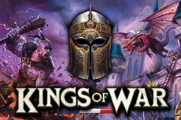 [Late Pledge] Kings of War V3 (FR)
