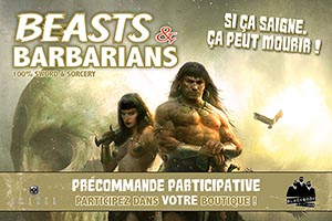 PP Pro • Beasts & Barbarians