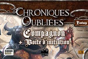 CO Compagnon + Boîte d'initiation