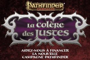 Campagne Pathfinder • La Colère des justes