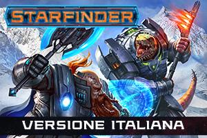 Starfinder versione italiana