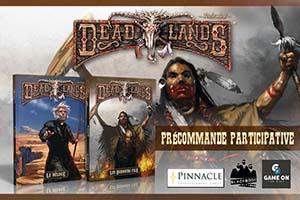 Deadlands Reloaded • Le Déluge & Les Derniers fils