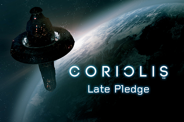 Coriolis Late Pledge