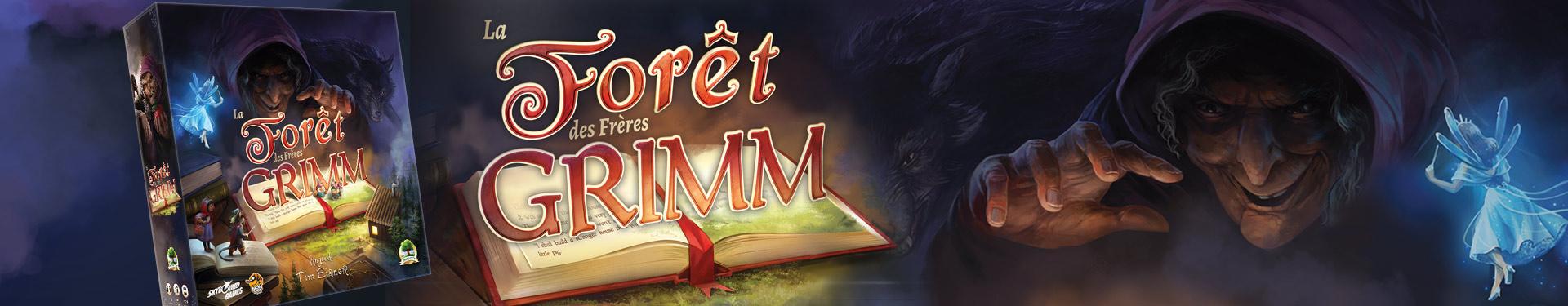 Les Forêts des Frères Grimm