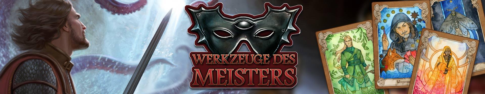 WERKZEUGE DES MEISTERS (Ulisses Spiele)