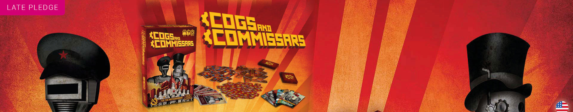 Cogs & Commissars