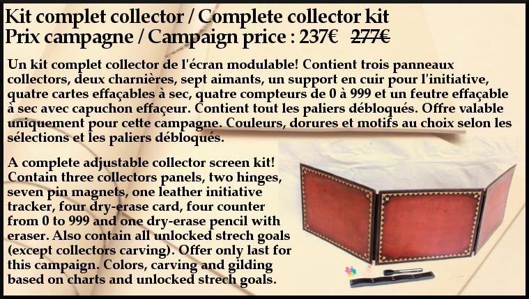 Précommande groupée : Un écran pour les dominer tous Kit_complet_collector_bilingue