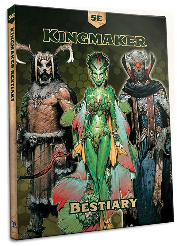Kingmaker 10th Anniversary (Paizo Inc ) • Game On Table Top